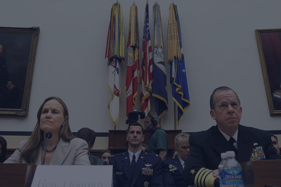 Women in National Security | Michele Flournoy